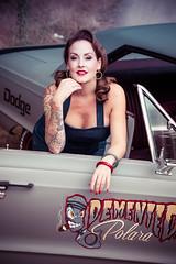 Zoe Scarlett & 1965 Dodge Polara Harttop Coupe (2019) (THE PIXELEYE // Dirk Behlau) Tags: dirkbehlau pixeleye girls card polara mopar zoescarlett carsandgirls tattoomodel 70s 80s garagegirl photography photographer
