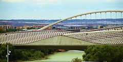 Puentes (portalealba On vacation) Tags: zaragoza zaragozaparque aragon españa spain canon eos1300d ebro expo portalealba puentes 1001nightsthenew 1001nightsthenewmagiccity 1001nightsmagicwindow