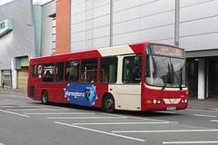 Warrington's Own Buses 73 DK07 EZN (johnmorris13) Tags: dk07ezn vdl sb120 wrightcadet wrightbus bus