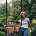 Oatlands Plantation:  Leesburg, Virginia - Wife of 53 Years