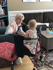 """Grandma Shirley Talks to Dani • <a style=""""font-size:0.8em;"""" href=""""http://www.flickr.com/photos/109120354@N07/48388058481/"""" target=""""_blank"""">View on Flickr</a>"""