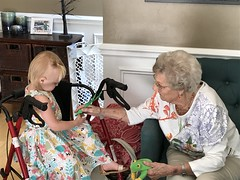 """Grandma Shirley Talks to Dani • <a style=""""font-size:0.8em;"""" href=""""http://www.flickr.com/photos/109120354@N07/48388198292/"""" target=""""_blank"""">View on Flickr</a>"""