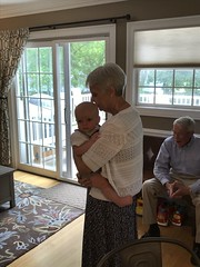 "Grandma Morton Holds Luc • <a style=""font-size:0.8em;"" href=""http://www.flickr.com/photos/109120354@N07/48388207482/"" target=""_blank"">View on Flickr</a>"