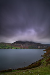 Touching the clouds (Rico the noob) Tags: uk longexposure travel trees sky mountain lake mountains tree beach nature water rock clouds forest landscape rocks published dof outdoor stones lakedistrict 2018 2470mm d850 2470mmf28e