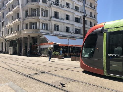 Tram in Casablanca