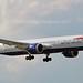 British Airways G-ZBKR Boeing 787-9 Dreamliner cn/60627-682 @ EGLL / LHR 27-05-2018