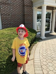 "Paul at Safety Town • <a style=""font-size:0.8em;"" href=""http://www.flickr.com/photos/109120354@N07/48388484056/"" target=""_blank"">View on Flickr</a>"