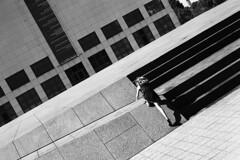 Hamburg (tiltdesign2016) Tags: analogphotography bw plustekopticfilm7600ise leicam2 canon50mmf14leicascrewmountltm rolleiretro80s adonalrodinal150 hamburg hamburgerkunsthalle