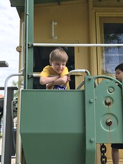 "Paul at Safety Town • <a style=""font-size:0.8em;"" href=""http://www.flickr.com/photos/109120354@N07/48388543221/"" target=""_blank"">View on Flickr</a>"