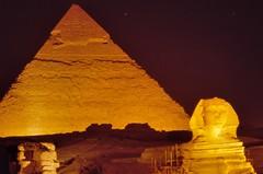 pyramide-sphinx_002 : Guizeh, Egypte (pascalvu1) Tags: egypt film architecture art kodachrome nikonf