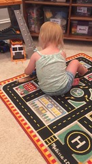 """Dani Plays with Trains • <a style=""""font-size:0.8em;"""" href=""""http://www.flickr.com/photos/109120354@N07/48388573021/"""" target=""""_blank"""">View on Flickr</a>"""