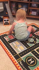 """Dani Plays with Trains • <a style=""""font-size:0.8em;"""" href=""""http://www.flickr.com/photos/109120354@N07/48388573226/"""" target=""""_blank"""">View on Flickr</a>"""
