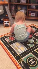 """Dani Plays with Trains • <a style=""""font-size:0.8em;"""" href=""""http://www.flickr.com/photos/109120354@N07/48388711617/"""" target=""""_blank"""">View on Flickr</a>"""