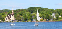 MAHONE BAY | ST. JAMES ANGLICAN CHURCH | ST. JOHN'S EVANGELICAL LUTHERAN CHURCH | TRINITY UNITED CHURCH OF CANADA | NOVA SCOTIA | NS | CANADA (J P Gosselin) Tags: mahone bay | st james anglican church johns evangelical lutheran trinity united of canada nova scotia ns canon 7d 7dmarkii rebel t2i canonrebelt2i eos canon7d markii rebelt2i canonrebel canont2i eost2i eos7d eos7dmarkii mark 2 mark2 eos7dmark2 canon7dmarkii ii canoneosrebelt2i canoneos7d canoneos ph:camera=canon