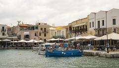 Rethymno Venetian Harbor (paul jeffrey 1) Tags: rethimno rethymno eos romantic outdoor summer sea sigma sun seaside sigma18125 greece harbour holiday