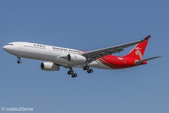 Airbus A330-300 / Shenzhen Airlines (matdu20eme) Tags: aircraft airliner airline airplane aviation avion airbusa330 a330 airbus