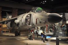 Hawker Siddeley-BAE Sea Harrier F/A.2 ZD610 (Tom_bal) Tags: hawker siddeley bae sea harrier zd610 aerospace bristol nikon d90