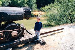 Roaring Camp Railroads (Graham Gibson) Tags: santa cruz a7rii sony fe vacation redwood steam trains narrow gauge mountains