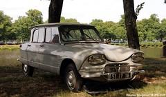 Citroën Ami 6 1965 (Wouter Bregman) Tags: 53fp18 citroën ami 6 1965 citroënami6 citroënami ami6 célébrationcentenairedecitroën célébration centenaire 2019 lafertévidame 28 eureetloire eure et loire france frankrijk vintage old classic french car auto automobile voiture ancienne française vehicle outdoor