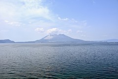 Sakurajima (Bakuman3188) Tags: sakurajima kagoshima japan sea meer wasser water blue blau nature natur landscape landschaft 桜島 鹿児島 日本 海 水 青 自然 風景 vulkan vulcano 火山 canon eos 80d canoneos80d