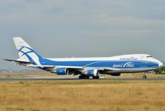 VQ-BHE AirBridgeCargo Boeing 747-400F (czerwonyr) Tags: vqbhe airbridgecargo boeing 747400f fra eddf