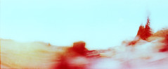 8_79960008_natasha_vassiliou (natasha_vassiliou) Tags: film analogue expired colour panoramic blue fujichrome provia horizon 120 degrees lens lomography cyprus