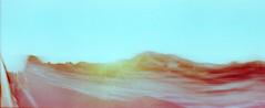 3_79960003_natasha_vassiliou (natasha_vassiliou) Tags: film analogue expired colour panoramic blue fujichrome provia horizon 120 degrees lens lomography cyprus