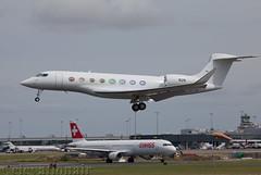 N2N Gulfstream G650 (elevationair ✈) Tags: dub eidw dublin airport dublinairport ireland avgeek aviation airplane plane aircraft arrival bizjet businessjet vip gulfstream g650 n2n gulfstreamaerospaceg650