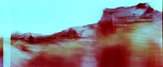 24_79960024_natasha_vassiliou (natasha_vassiliou) Tags: film analogue expired colour panoramic blue fujichrome provia horizon 120 degrees lens lomography cyprus
