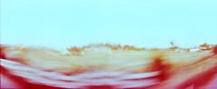 6_79960006_natasha_vassiliou (natasha_vassiliou) Tags: film analogue expired colour panoramic blue fujichrome provia horizon 120 degrees lens lomography cyprus