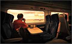 Tales from the High Seas (david.hayes77) Tags: forthbridge firthofforth crownprincess cruiseliner ship passengerliner boat 2019 scotland hst highspeedtrain 1b35 scotrail passenger photographer snapper fife kingdomoffife northqueensferry