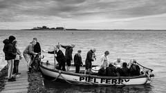 Roa Island Trip (2 of 4) (Ian Livesey) Tags: roaisland 20190721 uk water ferry barrow morecambebay barrowinfurness pielisland