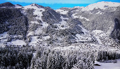 FRANCE - Everywhere the snow ! (Jacques Rollet (Little Available)) Tags: winter hiver mountain montagnes neige snow france alpes alps paysage landscape tree arbre nature