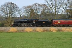 48151 (THE ORIGINAL WHISKY GALORE) Tags: steam lms mainline 48151 mainlinesteam mainlinesteam2010