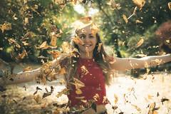 Autumn 2 (Christianeduardonz) Tags: amy love bae autumn happy leaves garden botanic botanicgarden christchurch chch newzealand new zealand canterbury park season fujifilm fuji fujifilmxt2 portrait life natural photography retrato fotografia photo foto photographer fotografo day light blonde cool style stylish belleza hermosa beauty blondie jacket skirt linda polola babe nena xt2 35mm 35 mm lens fujinon camara kiwi chileno chile city center town street lightroom