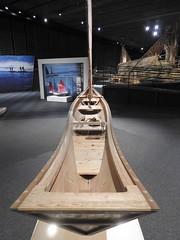 Honhagi sailboat aft (Joel Abroad) Tags: churaumi okinawa boat oceanic culture museum honhagi sailboat
