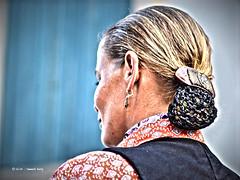 Beauté Gardiane (EmArt baudry) Tags: pégoulade marguerittes gard occitanie composition portrait hdr camarguais camargue rider cavalier cavalière horseman horsewoman manadier manade manadière cheval horse équidés équitation tradition traditionalcostume costume gardian gardiane couleur colour nikon emart emmanuellebaudry festival fest fêtevotive