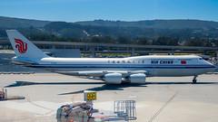 B-2481 (gankp) Tags: b2481 airchina b747 boeing74789l sanfranciscosfo sfooutdoorterrace beijingpek