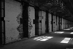 Ohio State Reformatory (mikessportsphotos) Tags: historical bw blackandwhite cellblock cell ohiostatereformatory ohiostate ohio reformatory jail prison