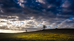 Hill (Andrzej Kocot) Tags: andrzejkocot art adventure landscape landscapes creative clouds colors countryside sky surreallandscape surreal skyline sunrisemood olympus omd poland polska elitegalleryaoi bestcapturesaoi aoi
