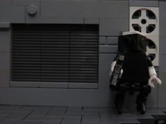 Cyberpunk 2085 ~ Streets of New Tokyo (4) (【Achillea】) Tags: cyberpunk 80s lego glitch moc custom slums futuristic tokyo japan