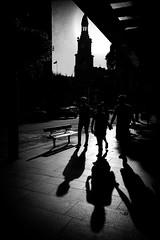 Sydney evenings (Albion Harrison-Naish) Tags: sydney australia nsw newsouthwales iphone mobilephotography hipstamatic aobwfilm streetphotogoraphy jollyrainbow2xflash akiralens albionharrisonnaish iphonese