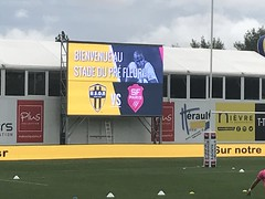 Nevers vs Stade, avant saison - 26 juillet 2019