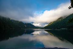 Raiblsee am Morgen 4 (Pixelkids) Tags: raiblsee italien see morgenstimmung