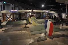 Bristol Scout (Tom_bal) Tags: bristol scout plane aerospace museum nikon d90