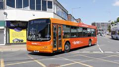 Transdev Burnley & Pendle 1071 B9TDV Y171HRN ns (aptyldsley) Tags: transdev burnley burnleypendle volvo volvob10ble wrightbus wright renown