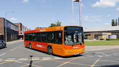 Transdev Burnley & Pendle 1053 B5TDV Y153HRN (aptyldsley) Tags: transdev burnley burnleypendle volvo volvob10ble wrightbus wright renown