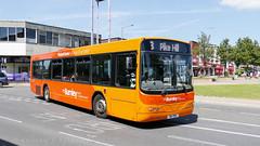 Transdev Burnley & Pendle 1046 B4TDV Y146HRN (aptyldsley) Tags: transdev burnley burnleypendle volvo volvob10ble wrightbus wright renown