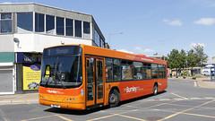 Transdev Burnley & Pendle 1072 B10TDV Y172HRN ns (aptyldsley) Tags: transdev burnley burnleypendle volvo volvob10ble wrightbus wright renown