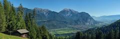 Inn valley (Ernst_P.) Tags: sigma macro 50mm f28 inntal zirl martinswand solstein freiung österreich austria autriche tirol tyrol panorama
